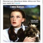 """Tweet von Johnny Haeusler: """"Diesmal zum Abschluss lieber Africa von Toto was meint ihr?"""""""