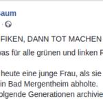 Wie eine AfD-Landtagsabgeordnete sich um Kopf und Kragen lügt